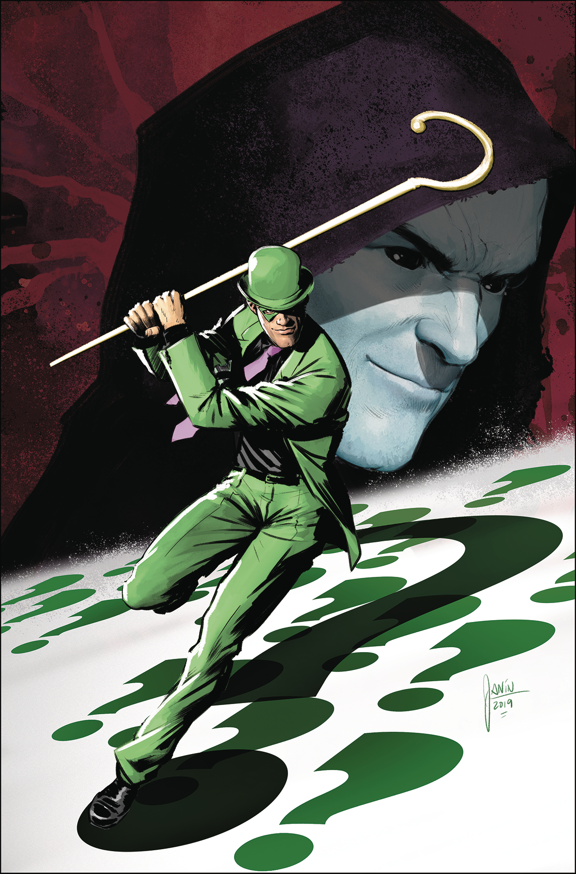 Riddler Year Of The Villain #1 (STL130225)