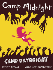 Camp Midnight Graphic Novel Vol 02