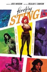 Firefly: Sting Original Graphic Novel Hardcover