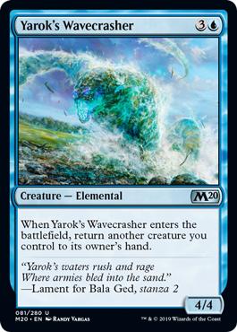 Yaroks Wavecrasher