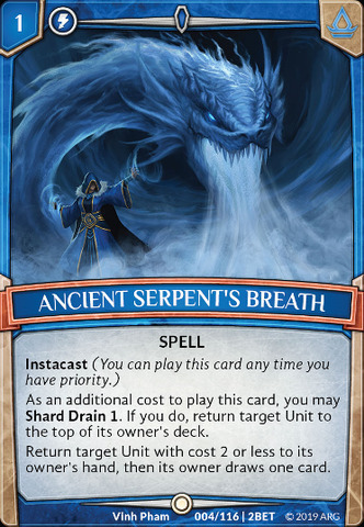 Ancient Serpents Breath