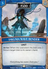 Iakuma Wave Bender - Foil