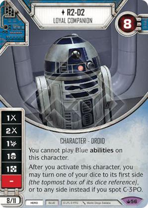 R2-D2 - Loyal Companion