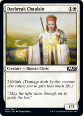 Daybreak Chaplain - Foil