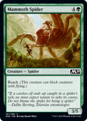 Mammoth Spider - Foil