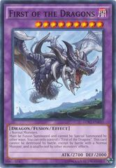 First of the Dragons - LDK2-ENK41 - Common - Unlimited Edition