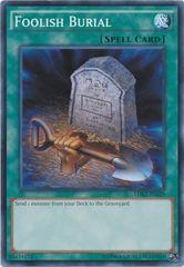Foolish Burial - LDK2-ENJ29 - Common - Unlimited Edition
