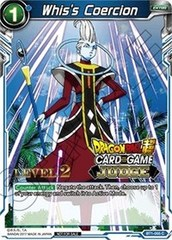 Whis's Coercion (Level 2 Judge Promo) - BT1-055 - PR