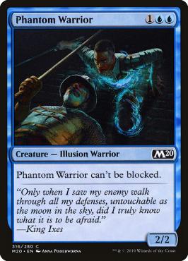 Phantom Warrior - Welcome Deck Exclusive