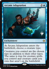 Arcane Adaptation - Promo Pack