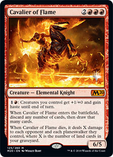 Cavalier of Flame - Promo Pack