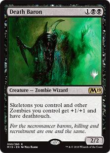 Death Baron - Promo Pack