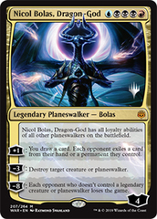 Nicol Bolas, Dragon-God - Promo Pack