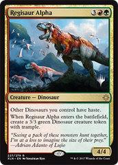 Regisaur Alpha - Promo Pack