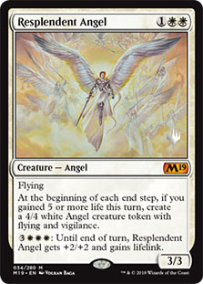Resplendent Angel - Promo Pack