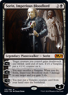 Sorin, Imperious Bloodlord - Promo Pack