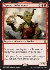 Squee, the Immortal - Promo Pack