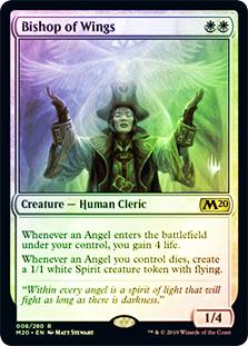 Bishop of Wings - Foil - Promo Pack