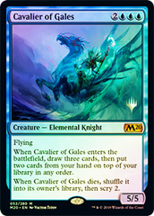 Cavalier of Gales - Foil - Promo Pack