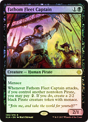 Fathom Fleet Captain - Foil - Promo Pack
