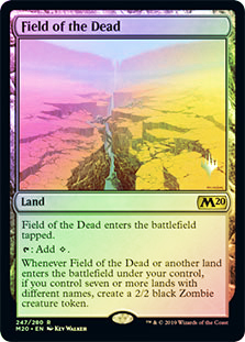 Field of the Dead - Foil - Promo Pack