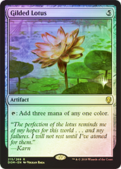 Gilded Lotus - Foil - Promo Pack