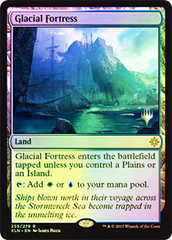 Glacial Fortress - Foil - Promo Pack
