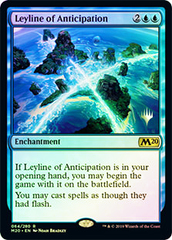 Leyline of Anticipation - Foil - Promo Pack