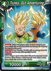 Trunks, Out Adventuring - BT7-059 - C
