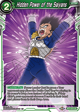 Unforeseen Savior BT7-013 C FOIL Dragon Ball Super TCG NEAR MINT Krillin