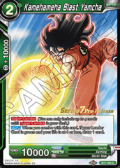 Kamehameha Blast Yamcha - BT7-062 - C - Pre-release (Assault of the Saiyans)