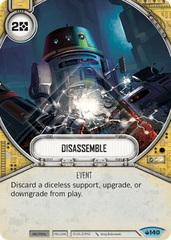 Disassemble - 140