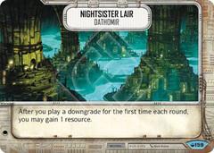 Nightsister Lair - Dathomir