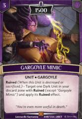 Gargoyle Mimic