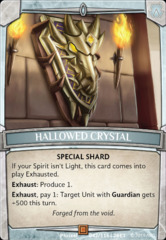 Hallowed Crystal