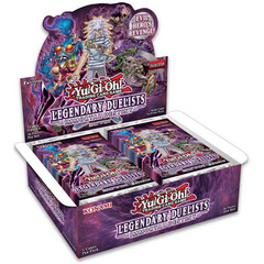 Legendary Duelists: Immortal Destiny Booster Box *PRE-ORDER*