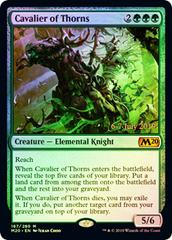 Cavalier of Thorns - Foil (Prerelease)