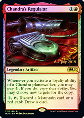 Chandra's Regulator (M20 Prerelease Promo)