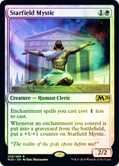 Starfield Mystic - Prerelease Promo (M20) Core Set 2020 FOIL