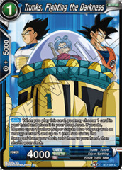 Trunks, Fighting the Darkness - BT7-031 - C