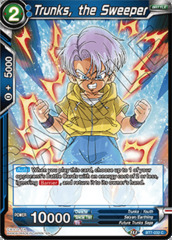 Trunks, the Sweeper - BT7-032 - C