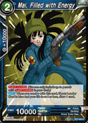 Mai, Filled with Energy - BT7-034 - C - Foil