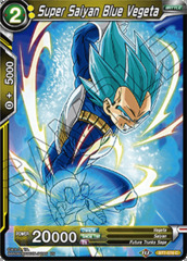Super Saiyan Blue Vegeta - BT7-076 - C - Foil