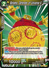 Botamo, Defender of Universe 6 - BT7-088 - C on Channel Fireball