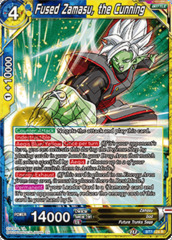 Fused Zamasu, the Cunning - BT7-124 - R