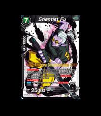 Scientist Fu JUDGE FOIL Promo P-036