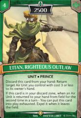 Eitan, Righteous Outlaw