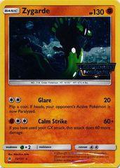 Zygarde - 72/131 - Legendary Pokemon Promo