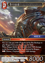Bergan - 9-018R - Foil on Channel Fireball
