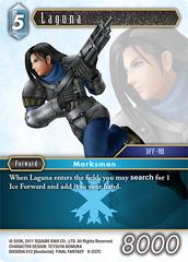 Hero Final Fantasy TCG: Opus 9 Hurdy 9-030H Standard // Foil Ice